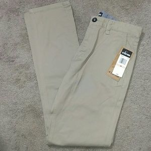 NWT Zoo York Bowery II Sand Tapered Fit Pants